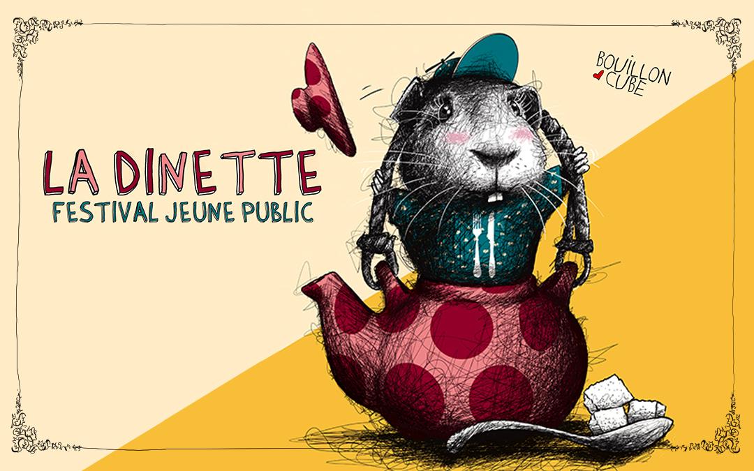 FESTIVAL LA DINETTE / 26 mai>15 juin