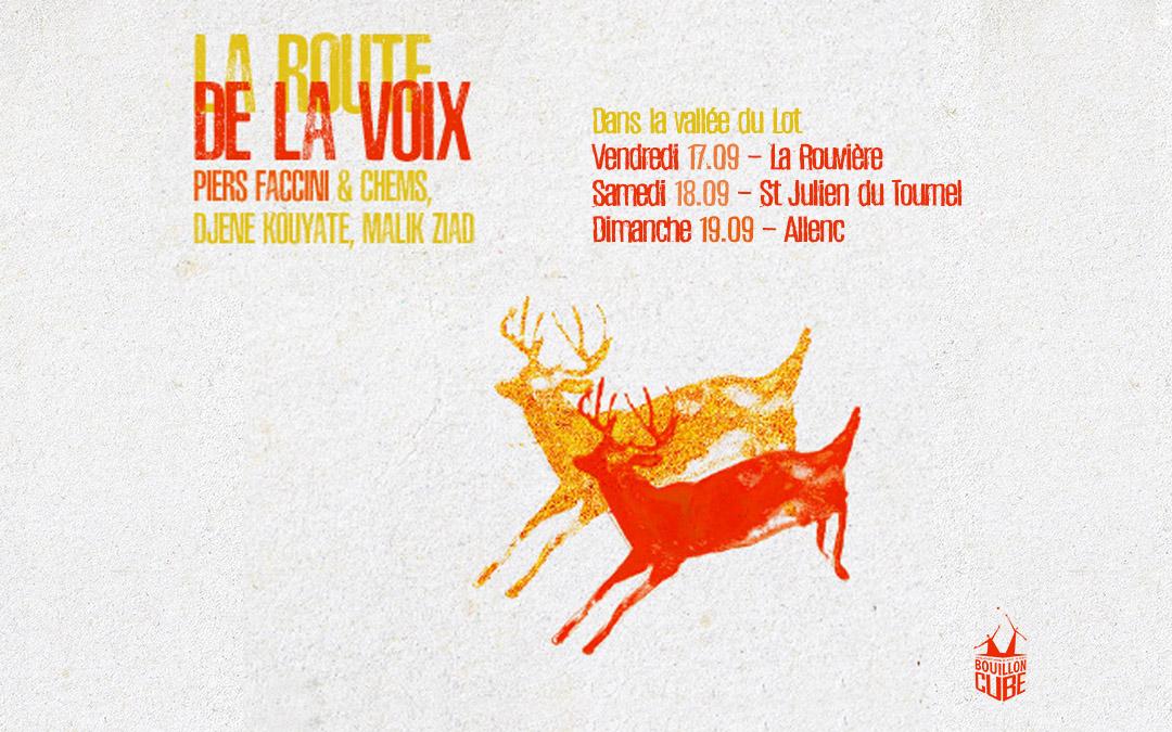 LA ROUTE DE LA VOIX #4 5 6